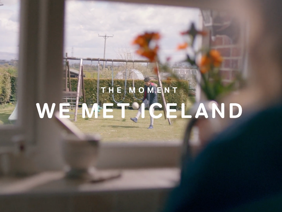 Iceland 'The Moment We Met Iceland'