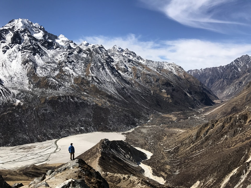 RETURN TO DEVASTATED LANGTANG, HIMALAYAN VILLAGE