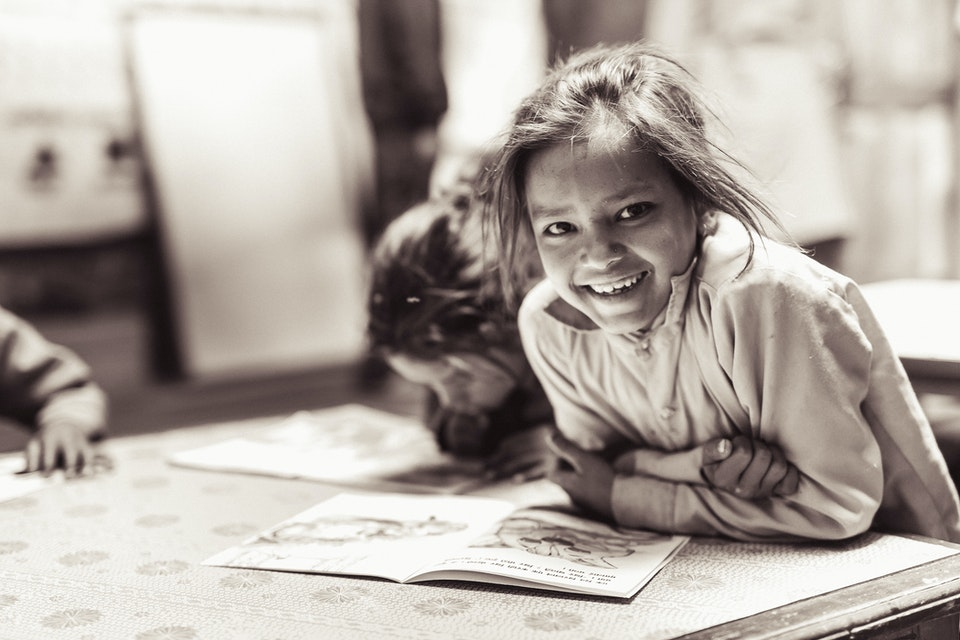 LEARNING TO READ, WORLD VISION NEPAL