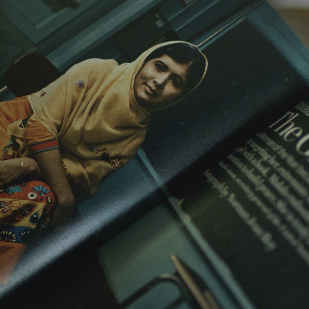 Ode to Malala