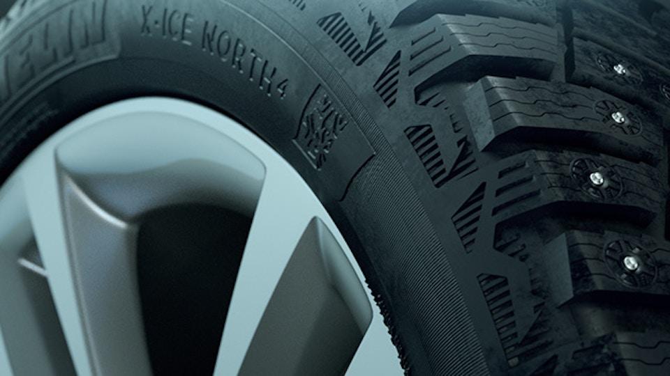 Michelin X-Ice North VR/360°