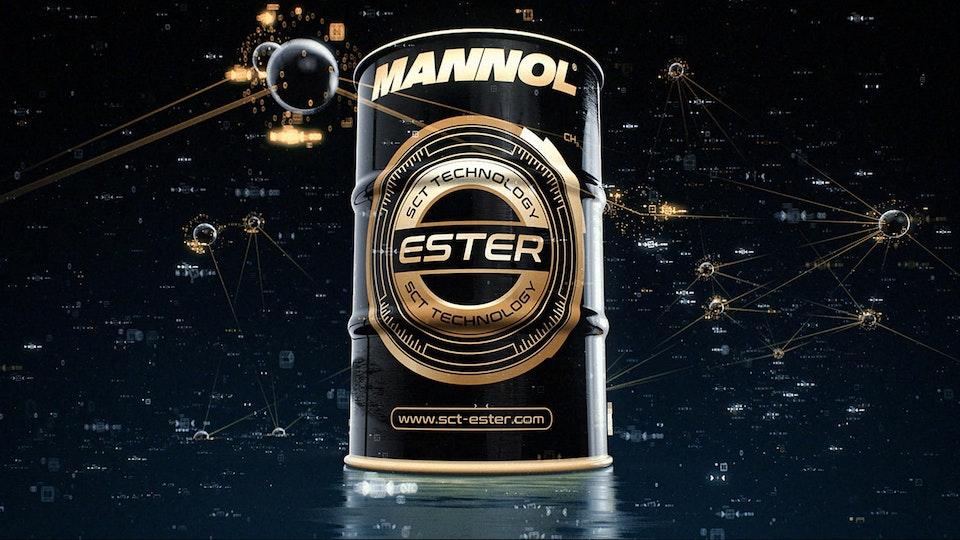 Mannol Oil