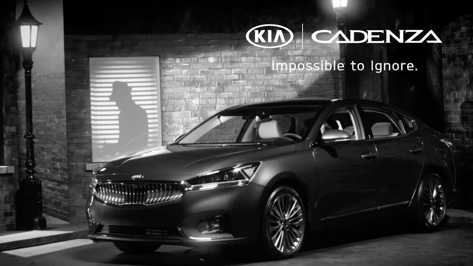 Kia Cadenza: Great Performers