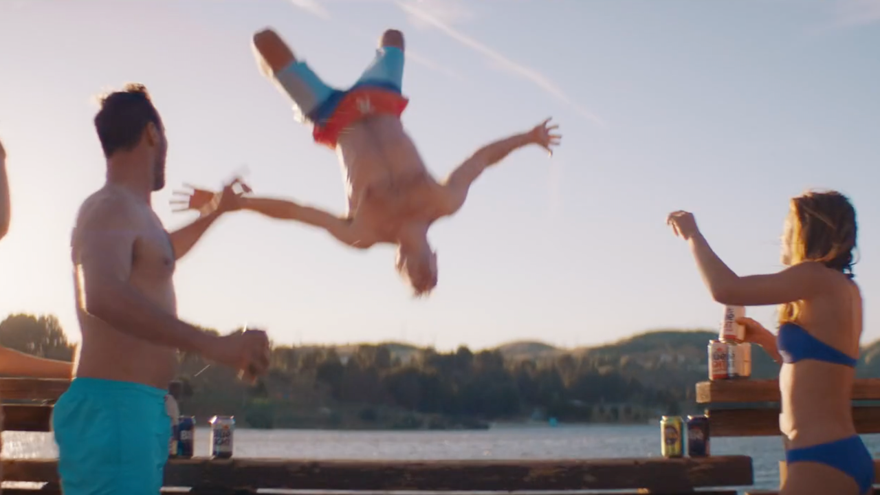Labatt: 'Seize the Lake' -