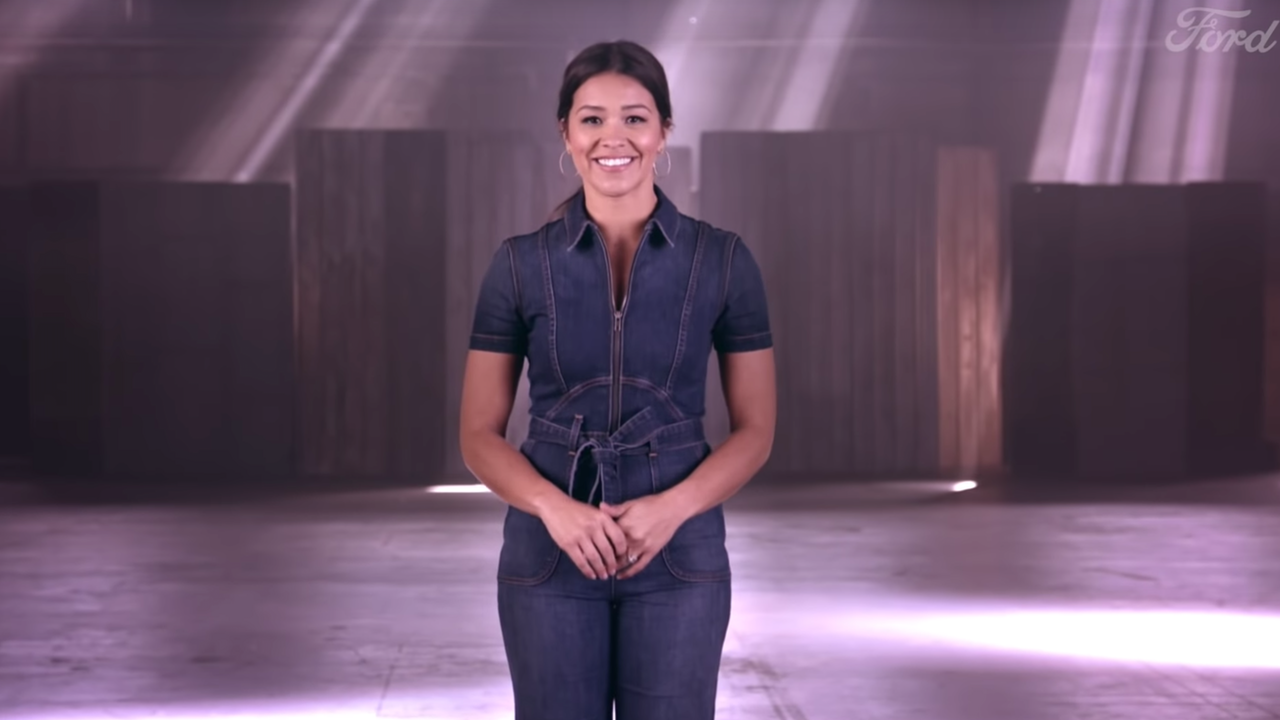 Ford: Never Too Late with Gina Rodriguez -