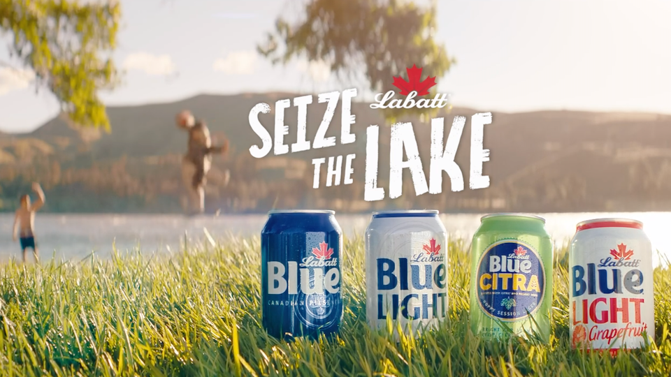 Labatt: 'Seize the Lake'