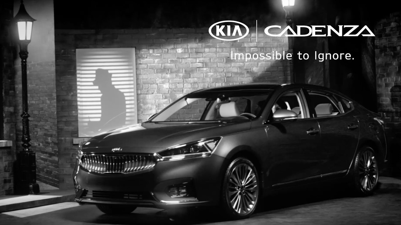 Kia Cadenza: Great Performers -