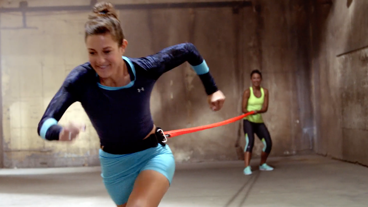 UnderArmour: I Will What I Want -