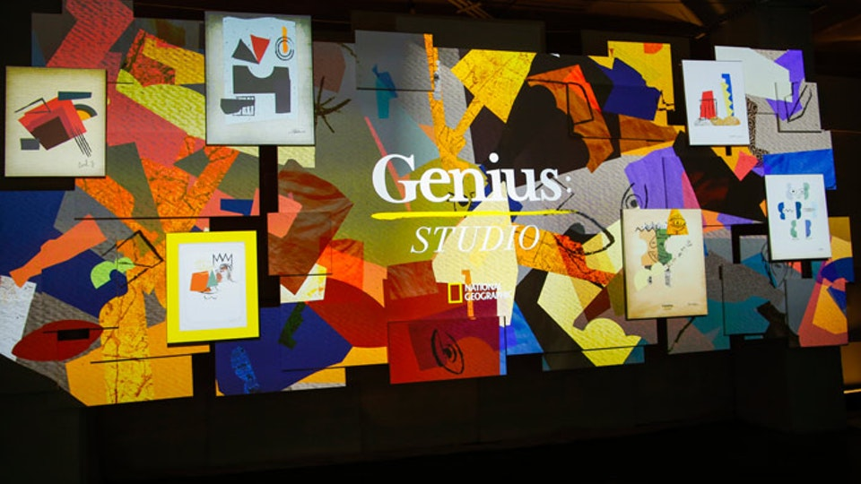 National Geographic - Genius: Studio