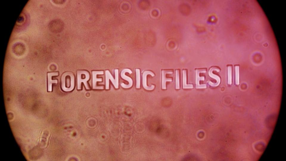 Forensic Files II - Promo