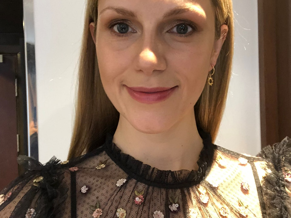 Advertising & Events - BAFTAS 2019 Makeup by Lucy Freeman