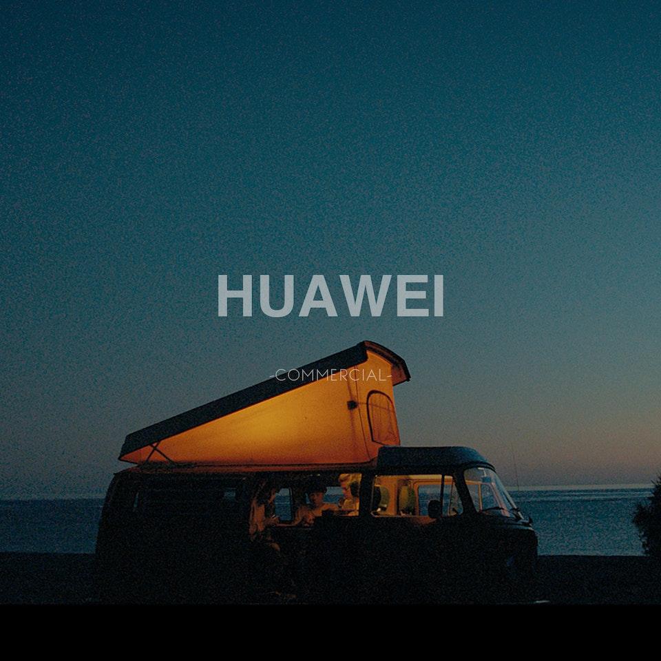 MARCOS MIJAN | FILMMAKER - HUAWEI