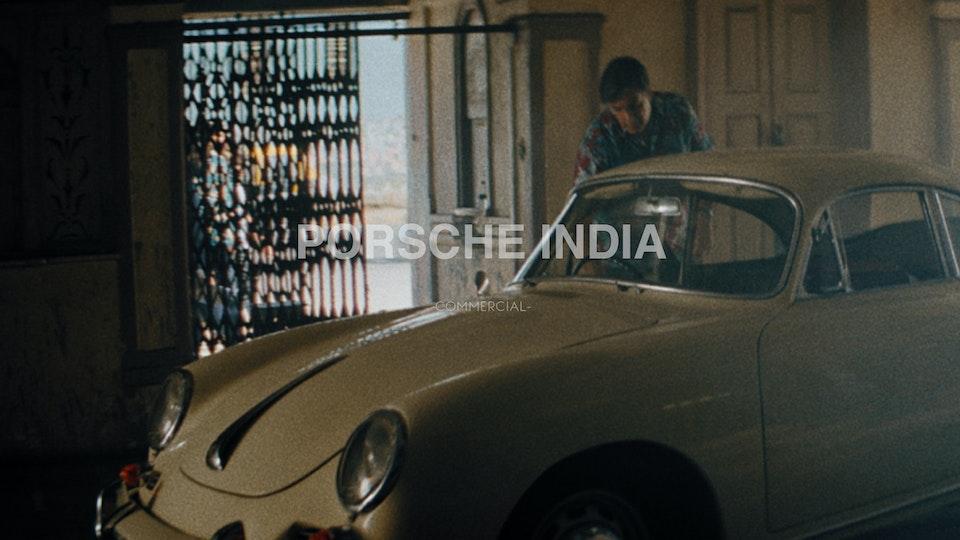 MARCOS MIJAN | FILMMAKER - Porsche India