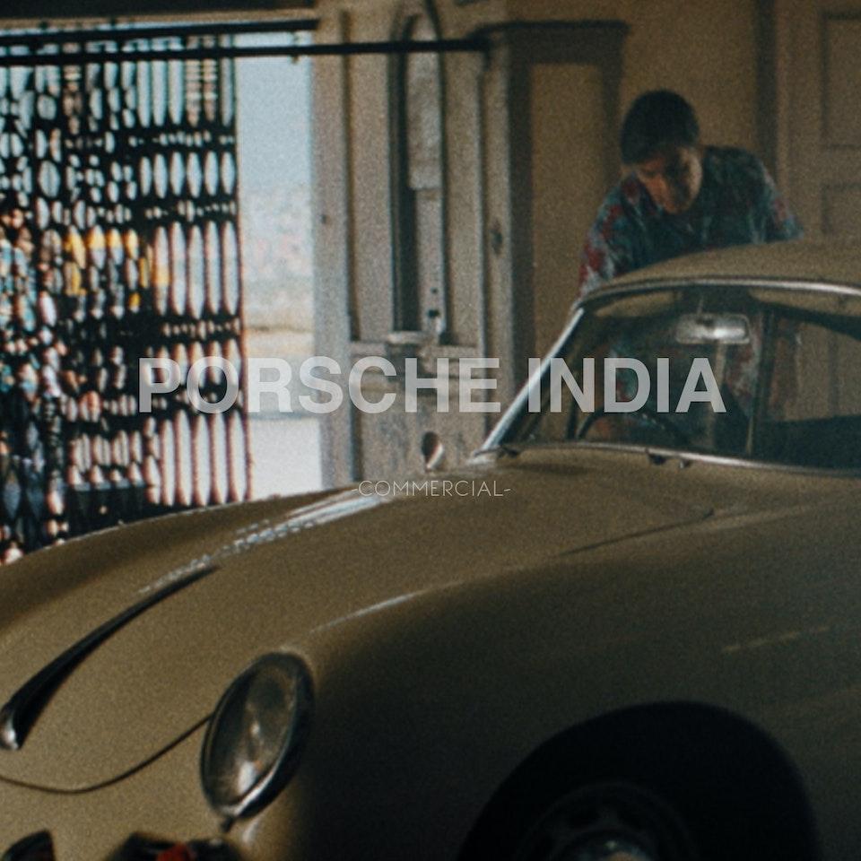 MARCOS MIJAN   FILMMAKER - Porsche India