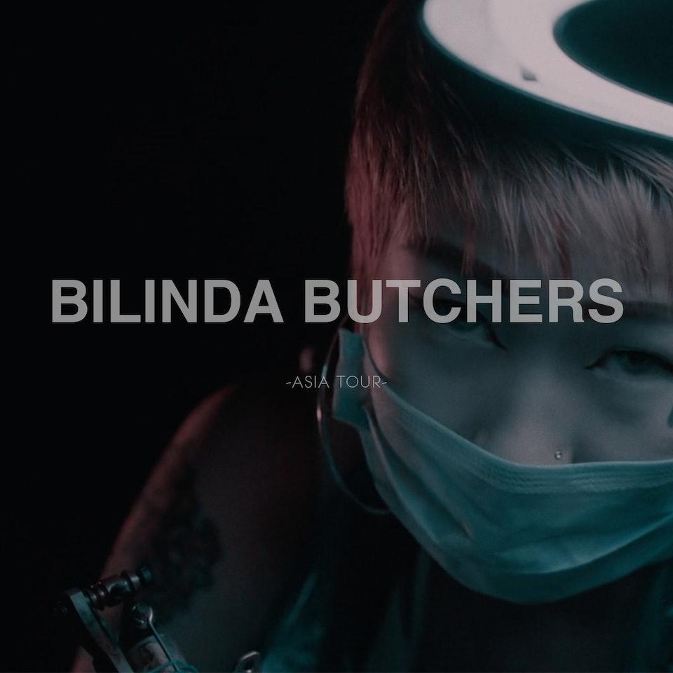 MARCOS MIJAN   FILMMAKER - The Bilinda butchers - Asia Tour