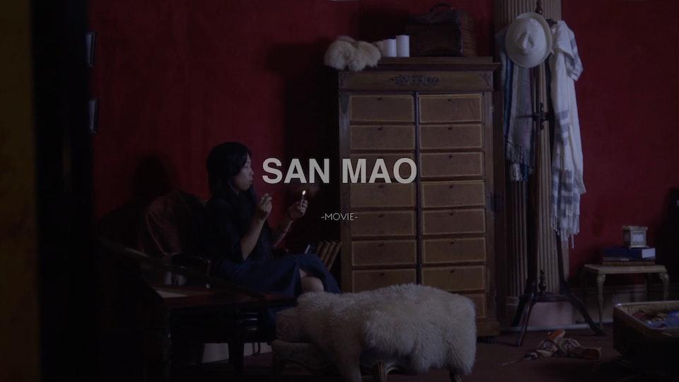 MARCOS MIJAN   FILMMAKER - SAN MAO