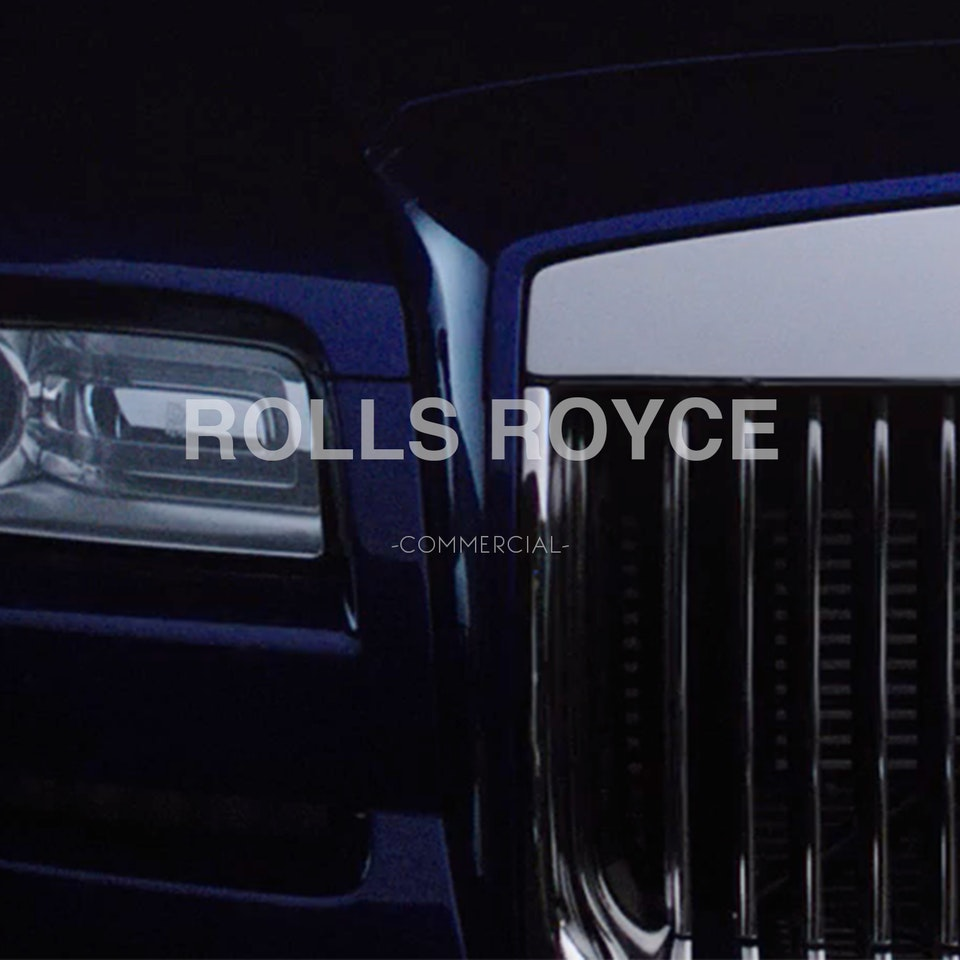 MARCOS MIJAN | FILMMAKER - Rolls Royce · Explore Both Sides