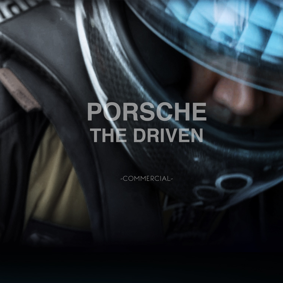 MARCOS MIJAN | FILMMAKER - PORSCHE THE DRIVEN
