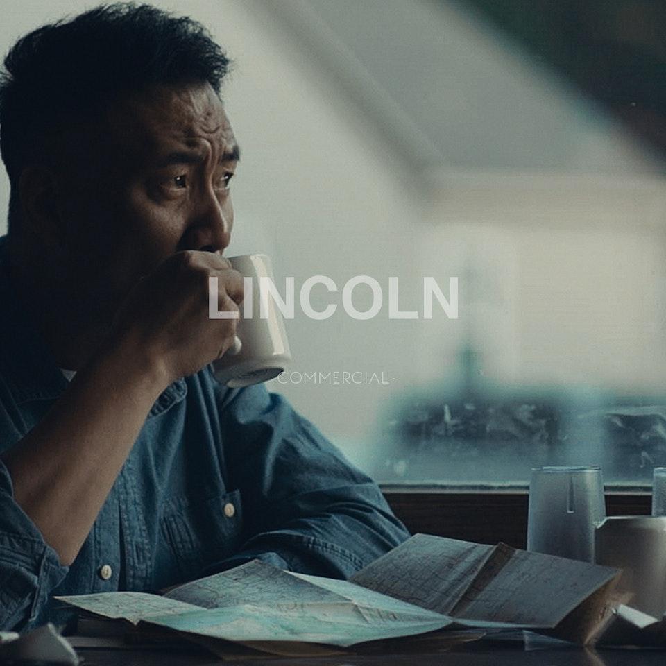 MARCOS MIJAN   FILMMAKER - Lincoln_ON THE ROAD_ 胡军