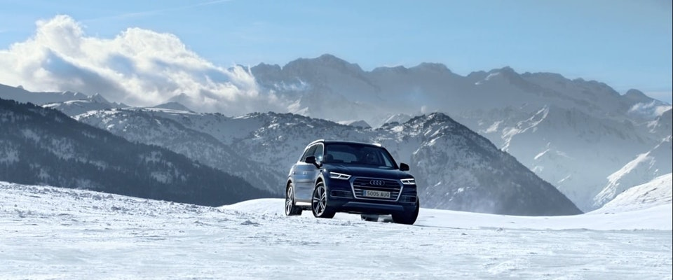 AUDI - Winter dream