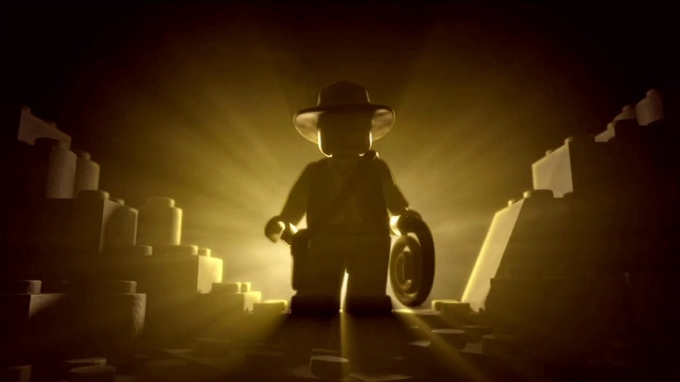 LEGO Indiana Jones And The Raiders Af The Lost Brick