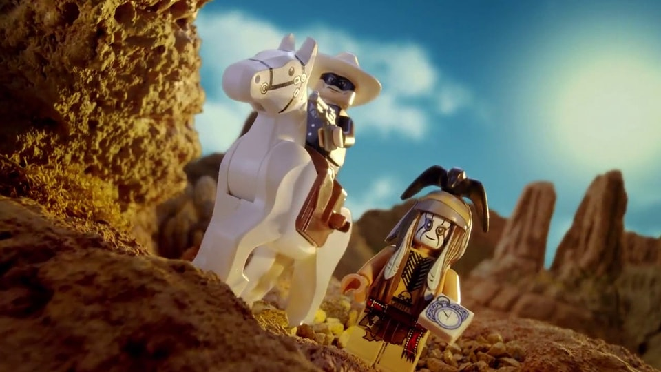LEGO - The Lone Ranger