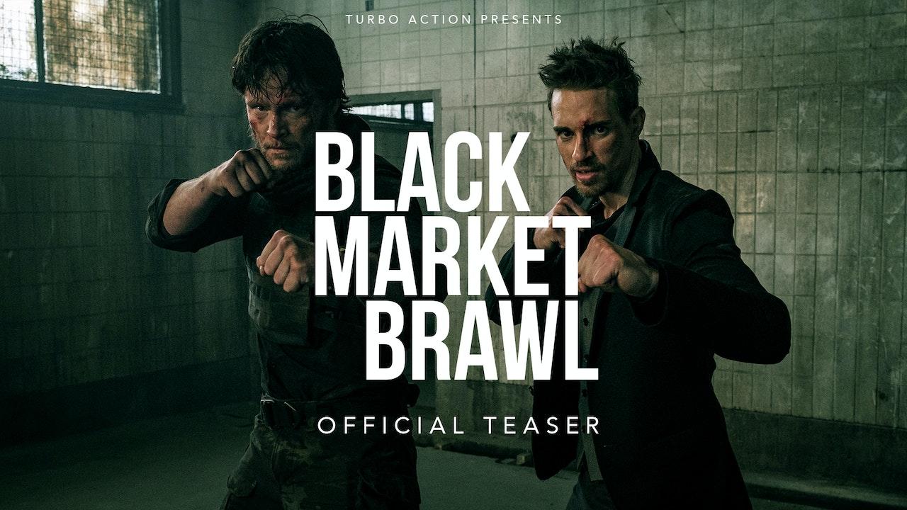 Black Market Brawl | Coming Soon