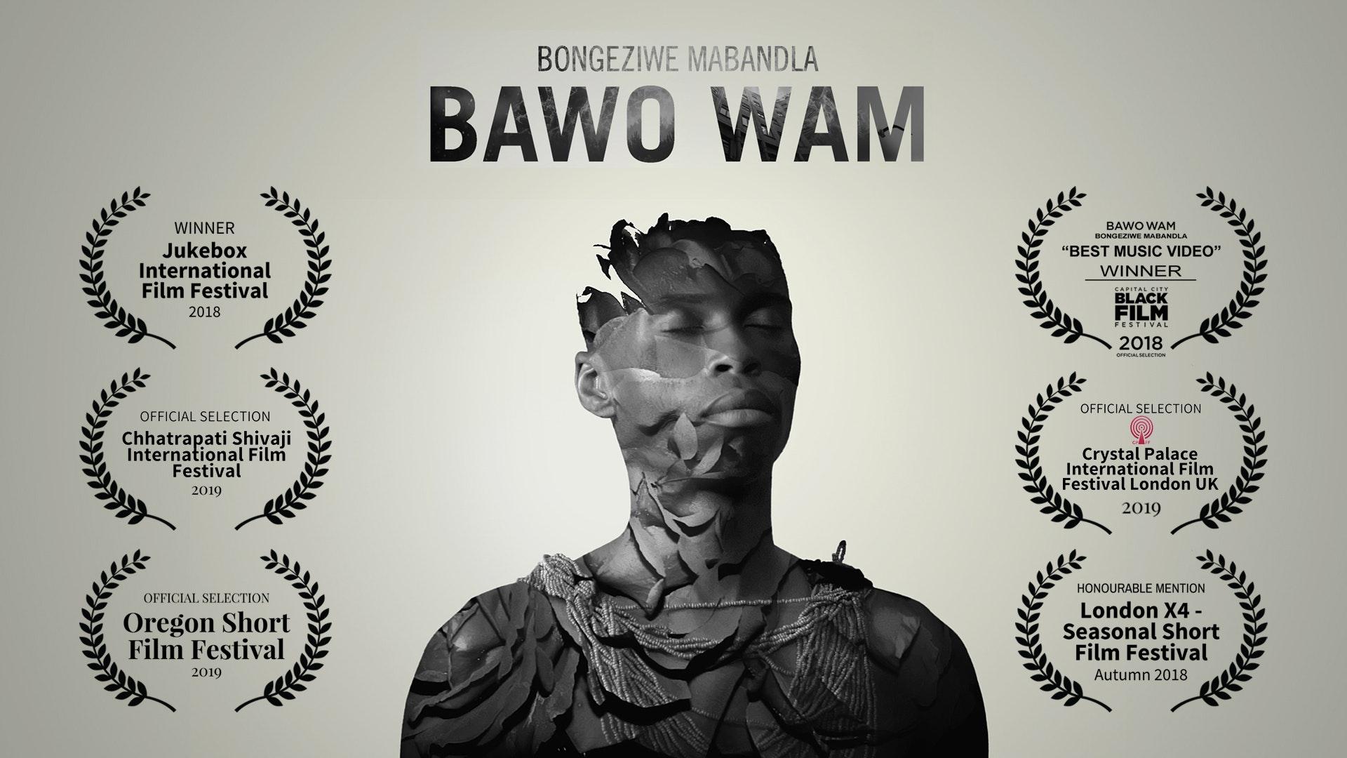 "Bongeziwe Mabandla - ""Bawo Wam"" | Music Video"