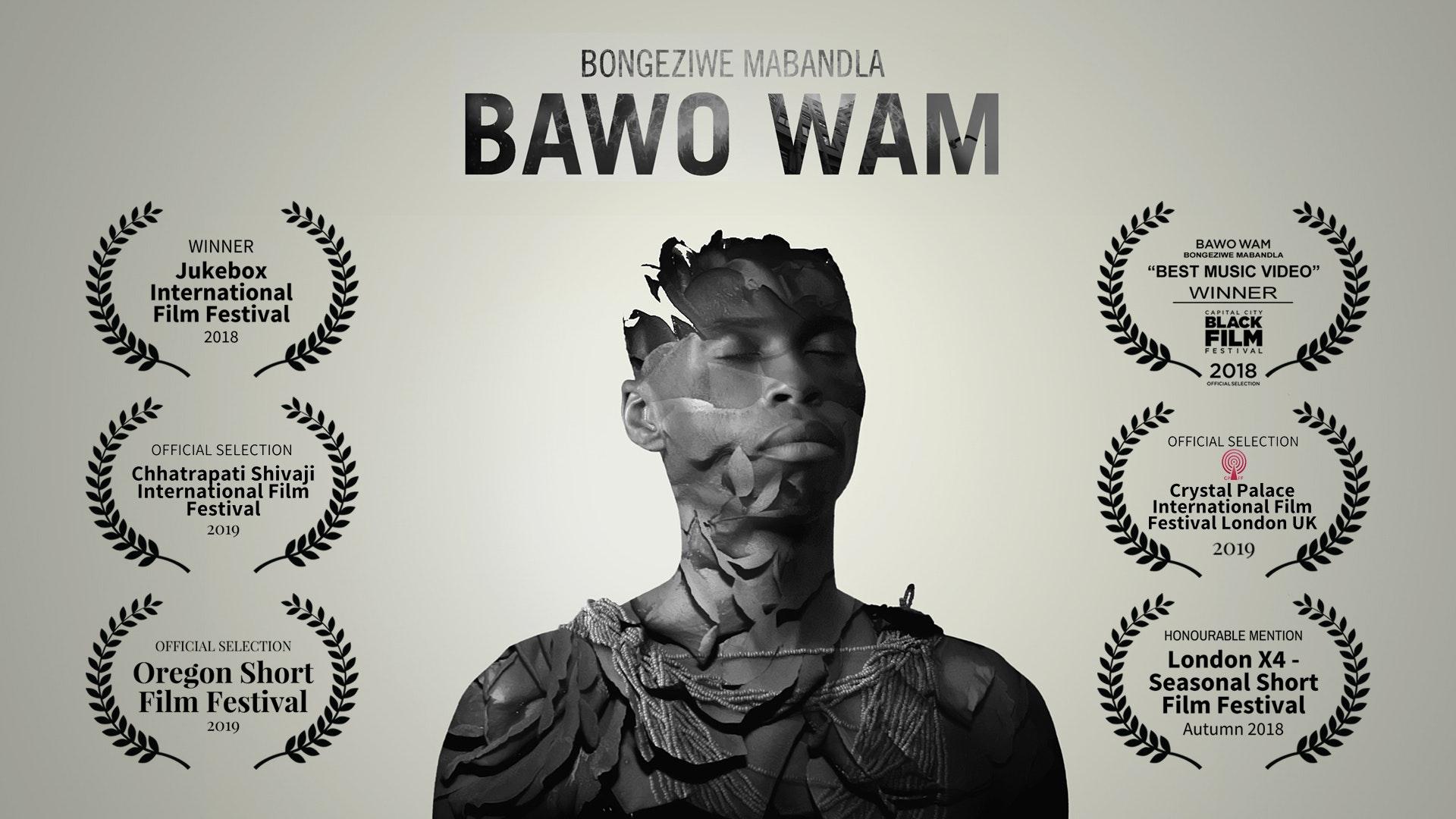 "Bongeziwe Mabandla - ""Bawo Wam"" (Music Video)"