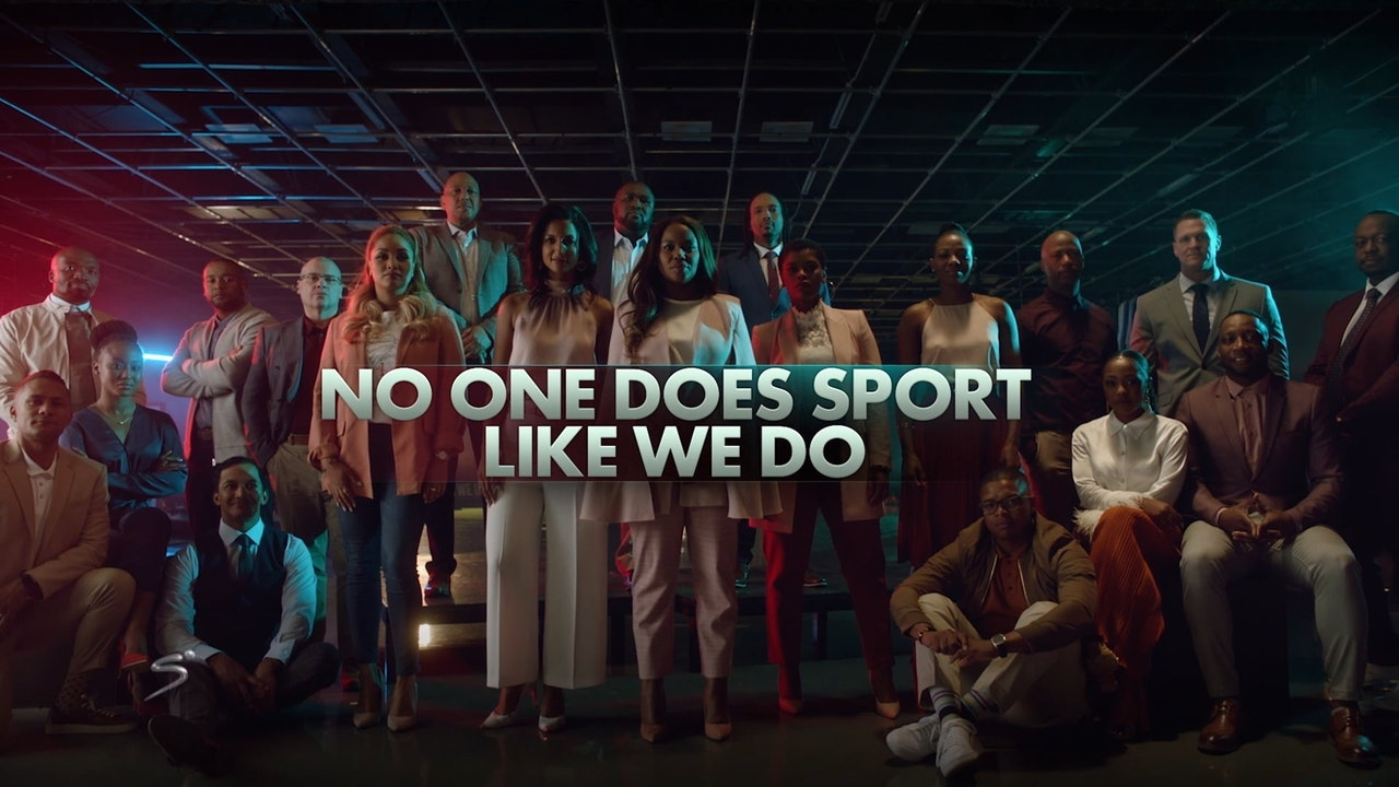 """SuperSport """"No One Does Sport Like We Do"""" 