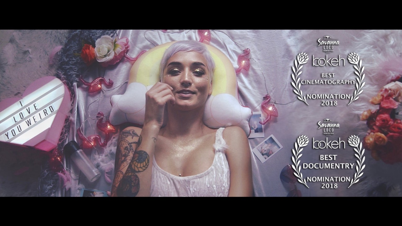 """""""Makeup is Art"""" with Clanelle Burger 