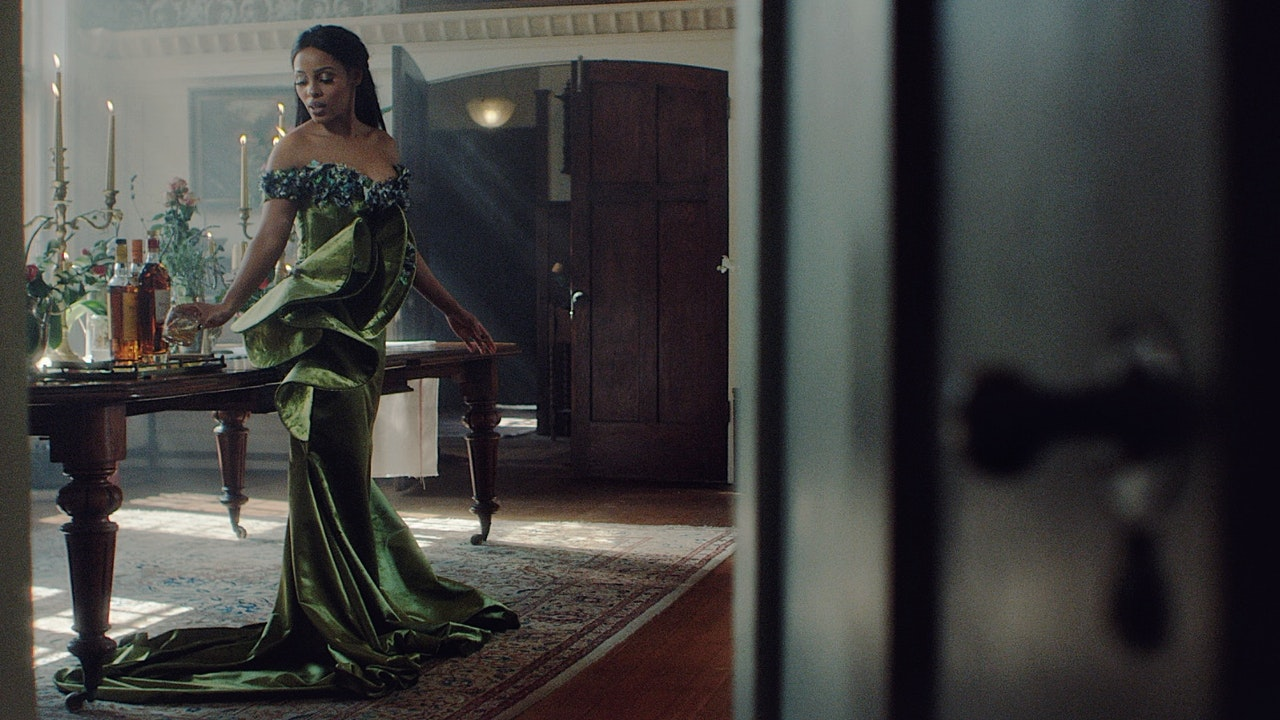 The Macallan Whisky   Masters of Couture - Kefilwe Mabote