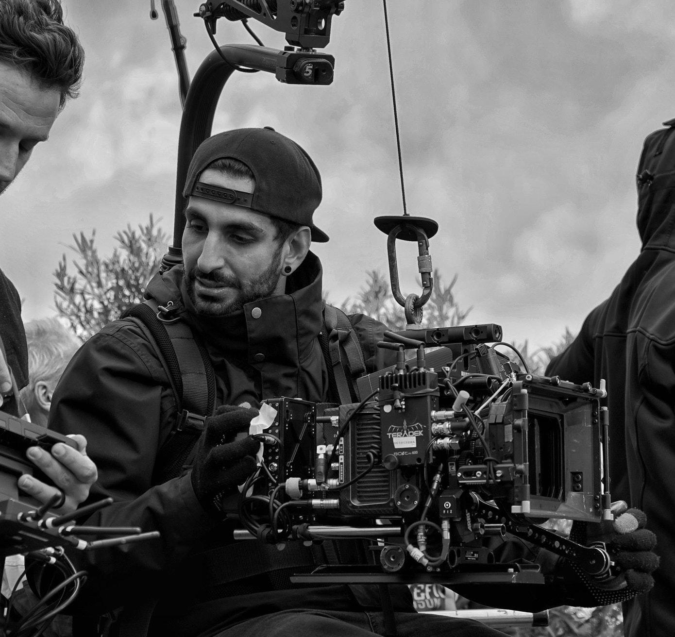 Rick Joaquim, SASC - Cinematographer