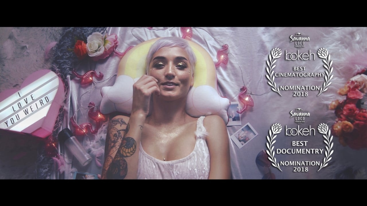 """""""Makeup Is Art"""" with Clanelle Burger - Fashion Film"""