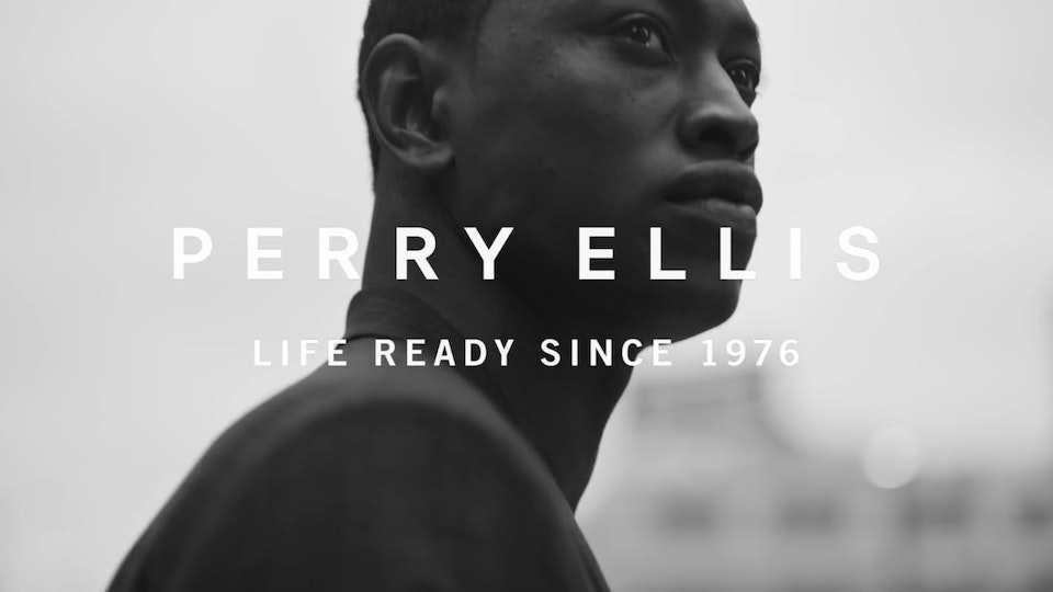 Perry Ellis FW18 Campaign Work x Play