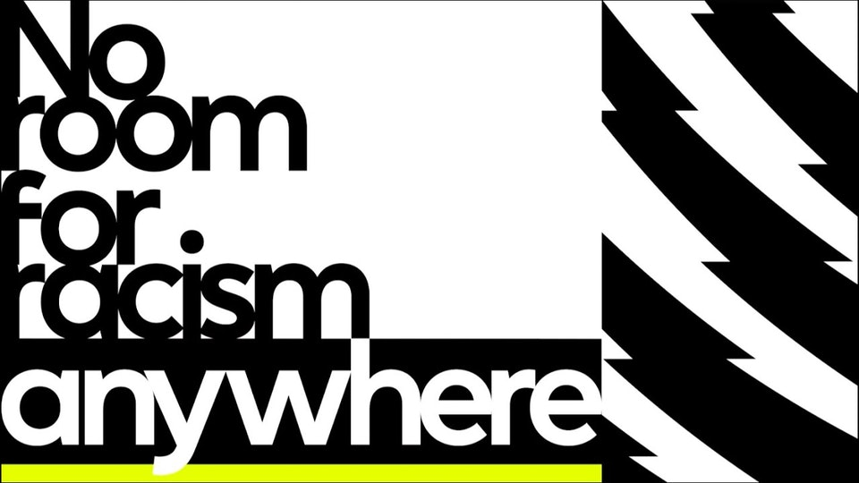 Premier League - No Room For Racism Anywhere