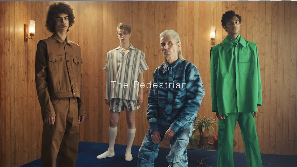 The Pedestrian | Bianca Saunders | GucciFest Emerging Designer Fashion Film