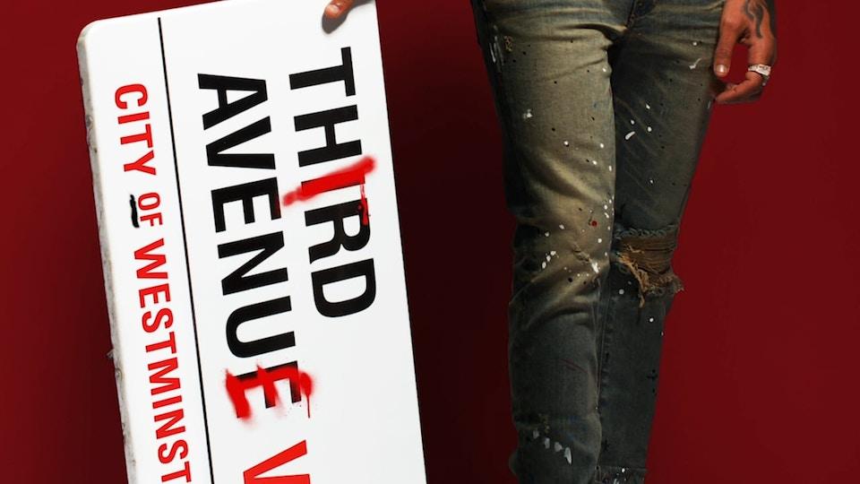Fredo - Third Avenue Album Art Promo Animation