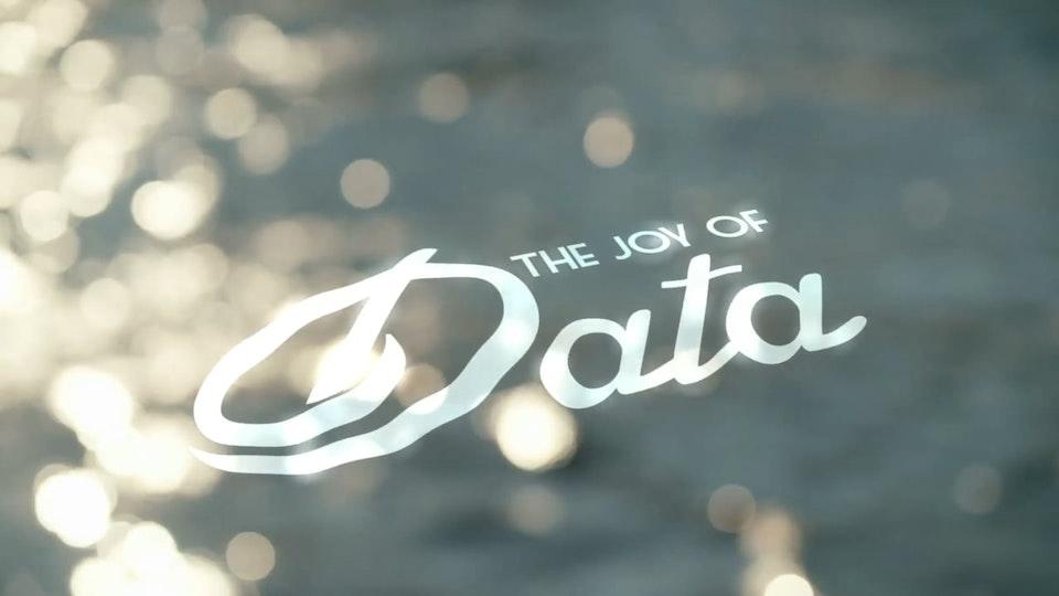 JOY OF DATA - BBC