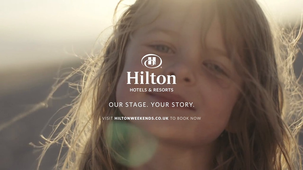Hilton - First Time Commercial