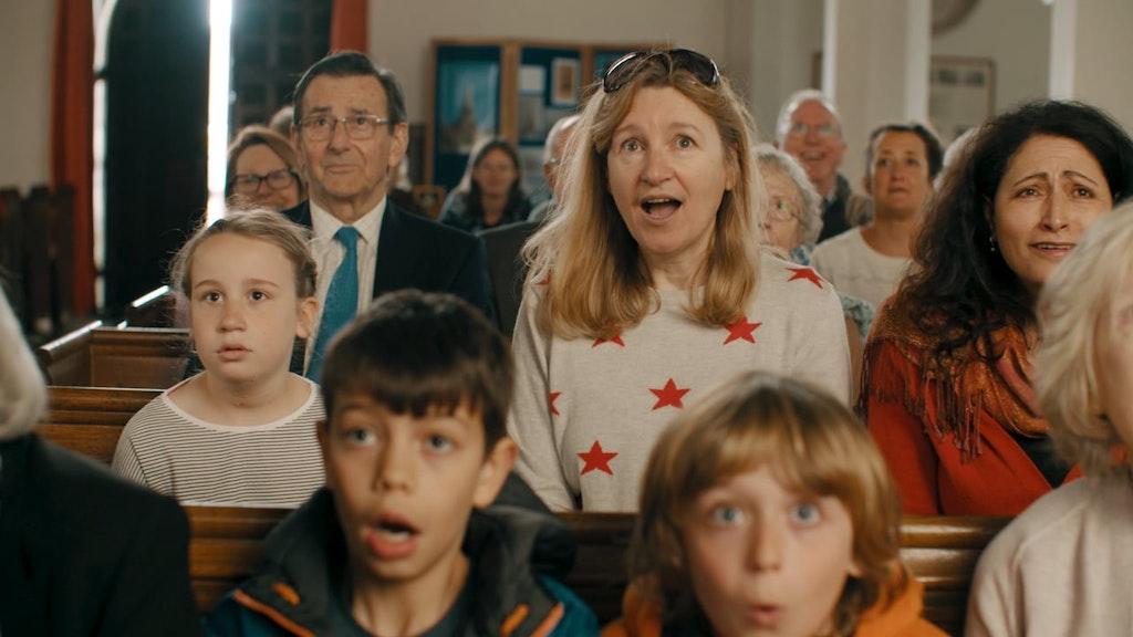 Premier League Ident 'Church'