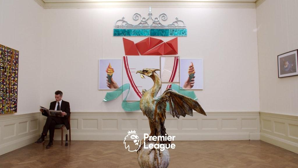 Premier League Ident 'Gallery'