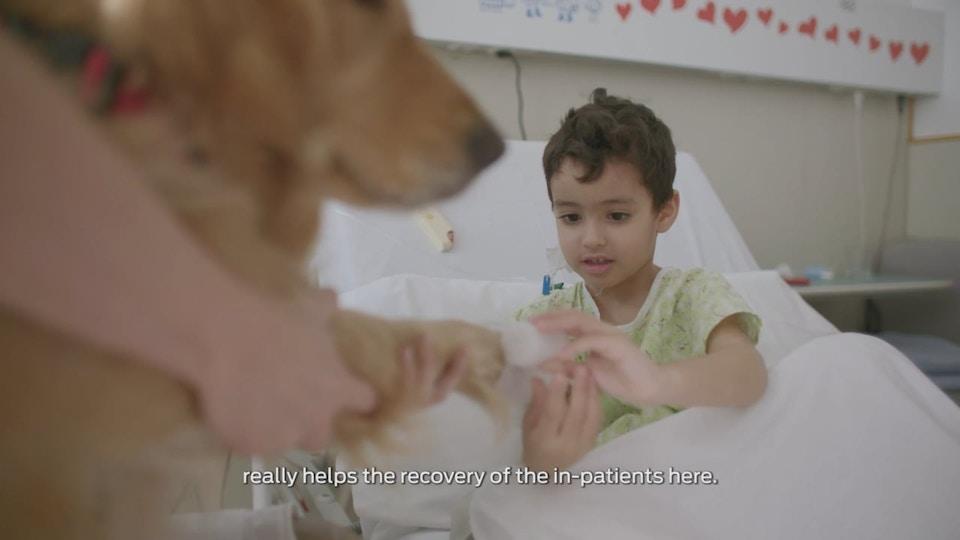 Purina 'Children's Hospital'