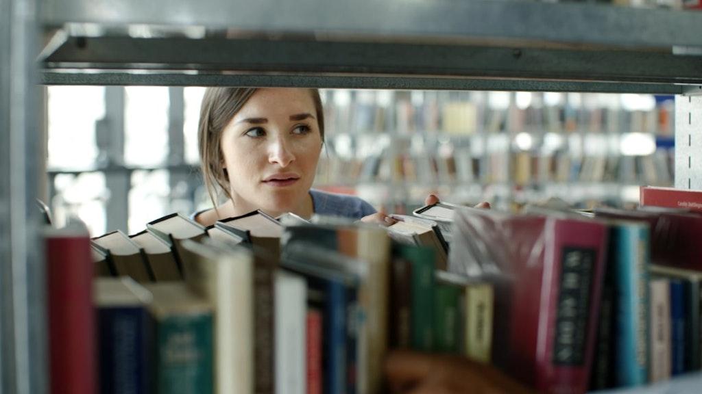 Premier League Ident 'Library'
