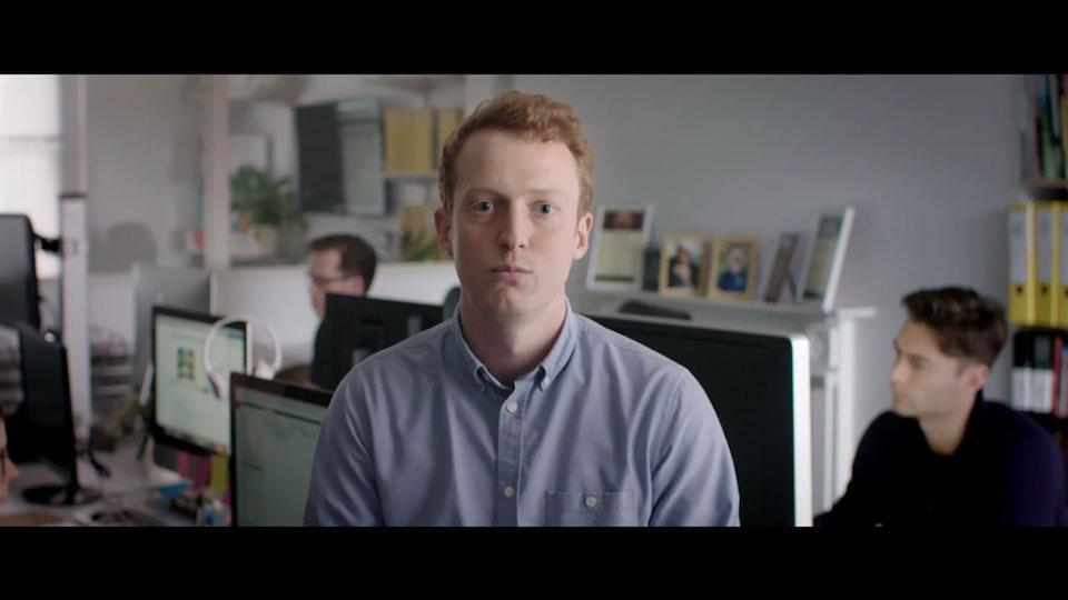Google 'Active Minds' - Brand documentary