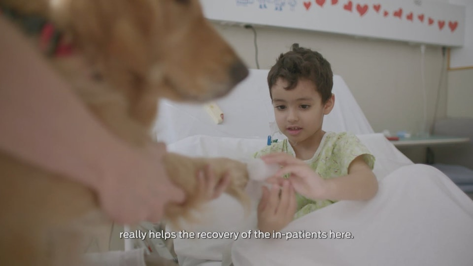 Purina 'Children's Hospital' - Brand Documentary