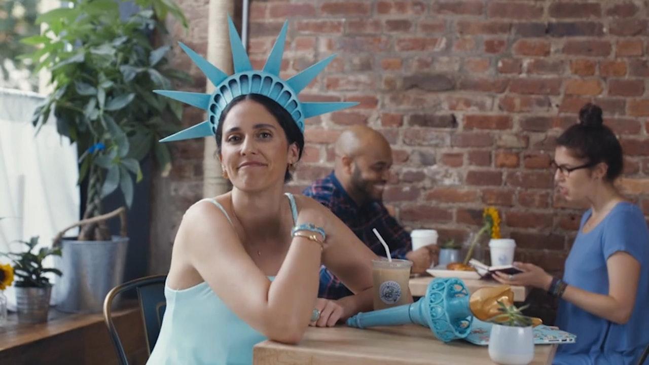 Meet Miss Liberty