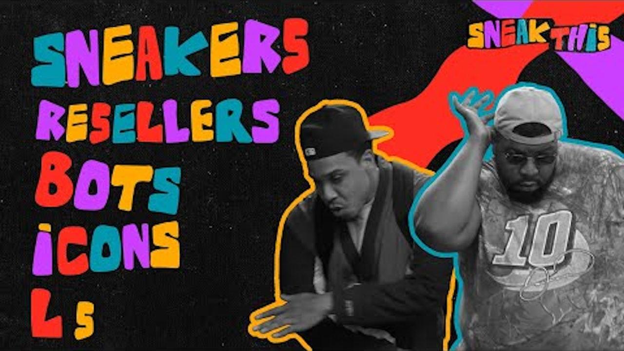 """Sneak This"" Official Trailer (An Original Sneaker Sketch Comedy Show)"
