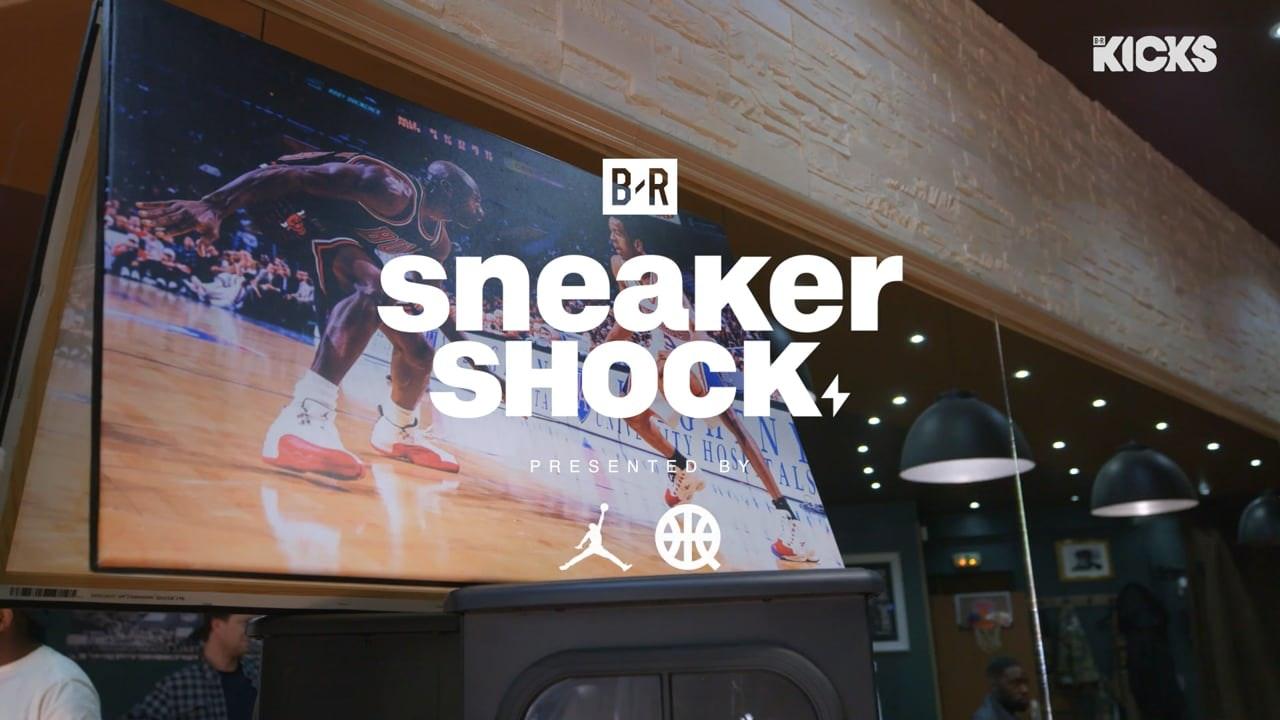Sneaker Shock x Jordan X Quai54