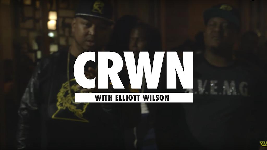 WatchLoud // CRWN with Elliott Wilson (Live)
